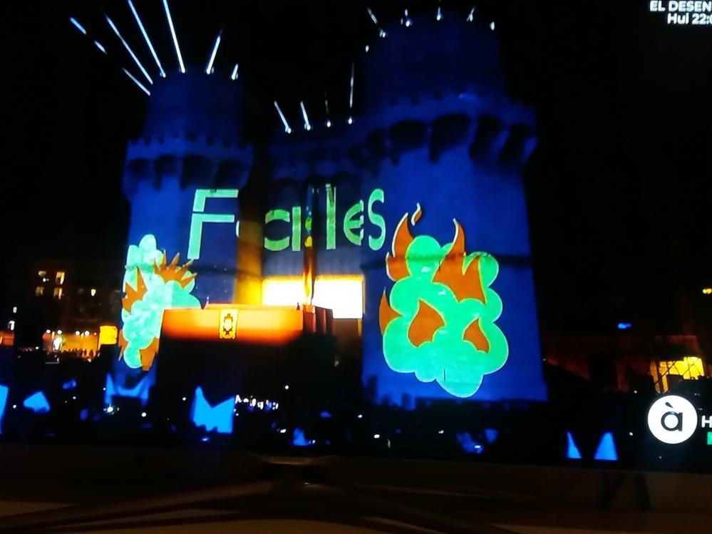 Valencia Fallas