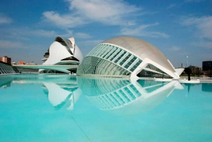City of the Arts and Sciences - Avalencia